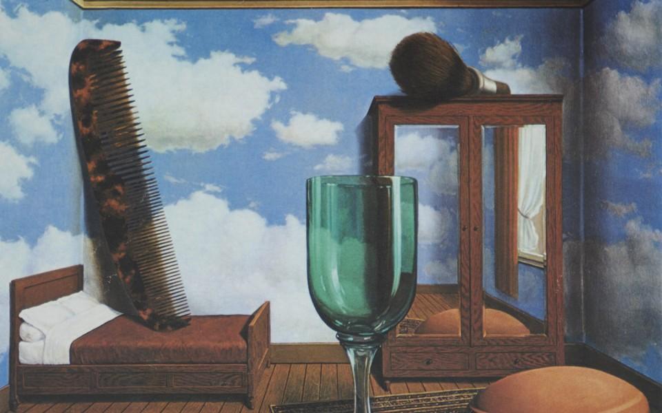Magritte's Room